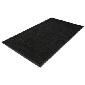 "Guardian Indoor Wiper Mat, Nylon/Polypropylene, 48""x72"", Black (MLL94040635)"