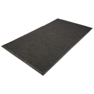 "Guardian EcoGuard Indoor/Outdoor Wiper Mat, 48""x72"", Charcoal (MLLEG040604)"