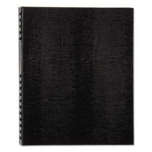 Note Pro Business Notebook, College Rule, Letter, 300 Sheets (REDA10300BLK)
