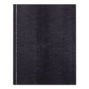 Blueline Executive Notebook, College/Margin Rule, Blue, 150 Sheets (REDA7BLU)
