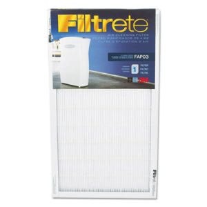 "Filtrete Air Cleaning Filter, 11.75"" x 21.44"" (MMMFAPF034)"