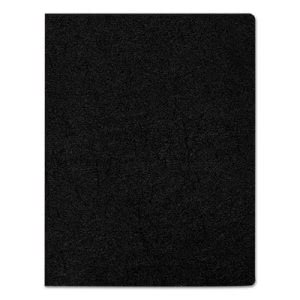 Fellowes Executive Presentation Binding Covers, Black, 200 per Pack (FEL52149)