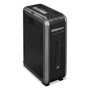 Fellowes Powershred 125Ci Cross-Cut Shredder, 18 Sheet Capacity (FEL3312501)