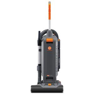 "Hoover CH54115 HushTone 15"" Upright Vacuum Cleaner with Intellibelt (HVRCH54115)"