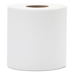 Windsor Place 600 White Center-Pull Paper Towel Rolls, 6 Rolls (APMCP600WINDSOR)