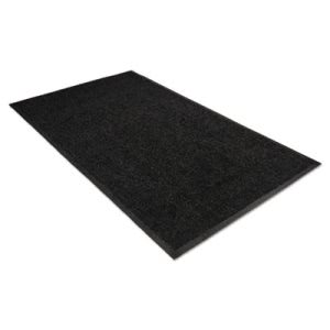 "Guardian Platinum Series Indoor Wiper Mat, 36""x60"", Black (MLL94030535)"