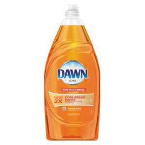 Dawn Antibacterial Liquid Dish Detergent, 8 Bottles (PGC91695CT)