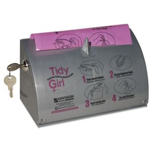 Stout Tidy Girl Feminine Hygiene Disposal Bag Dispenser (STOTGUDP)