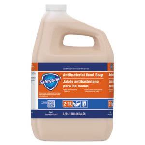 Safeguard 02699 Liquid Antibacterial Hand Soap Refills, 2 Gallons (PGC02699)