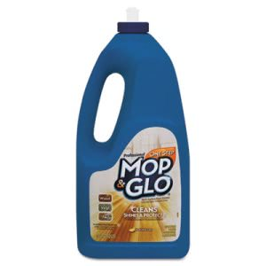 Professional MOP & GLO Triple Action Floor Shine Cleaner, 6 Bottles (REC 74297)