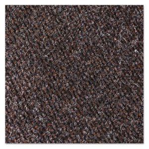 "Crown Wiper/Scraper Mat, Polypropylene/Vinyl, 48""x72"", Dark Brown (CWNMN0046DB)"