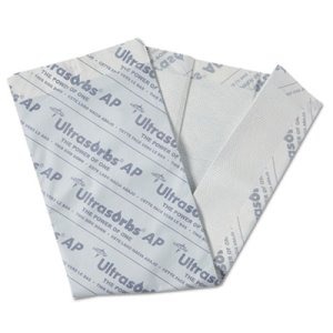 Medline Ultrasorbs AP Underpads, 31 x 36, White, 10/Pack (MIIULTRSORB3136)