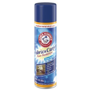 Arm & Hammer Fabric and Carpet Foam Deodorizer, 15-oz, 8 Cans (CDC3320000514CT)