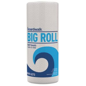 Boardwalk Kitchen 2-Ply Paper Towel Rolls, 12 Rolls (BWK6273)