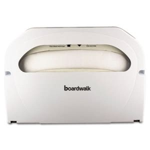 Boardwalk KD1000 Wall-Mount Toilet Seat Cover Dispenser (BWKKD100)