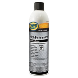 Zep High Performance Mist Adhesive, 20-oz, Aerosol, 12 Cans (ZPE1046691)