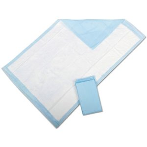 Medline Protection Plus Disposable Underpads, 23 x 36, 25 Pads (MIIMSC281232)