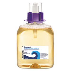 Boardwalk Foaming Antibacterial Hand Soap, 4 Refills (BWK 8300)