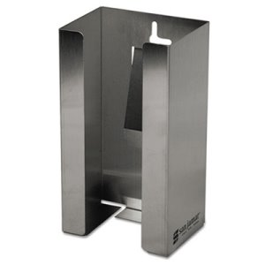 Stainless Steel Single-Box Glove Dispenser (SJMG0801)