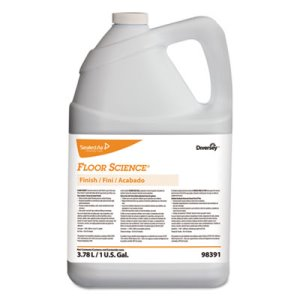 Floor Science Finish, 4 Gallon Bottles (DVO98391CT)