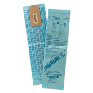 Oreck Disposable Vacuum Bags, XL Standard Filtration, 9 Bags (ORKPK80009)