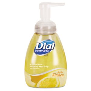 Dial Complete Foaming Antibacterial Hand Soap, 7.5 oz, Citrus, Each (DIA06001)