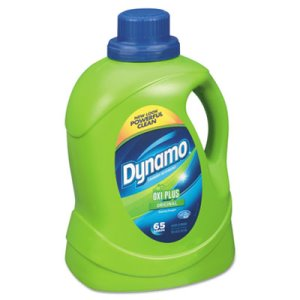 Dynamo 2X Ultra Laundry Detergent, Sunrise Fresh, 4 Bottles (PBC 48110)