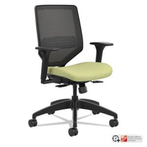 Hon Solve Series Mesh Back Task Chair, Meadow (HONSVMM1ALCO82)