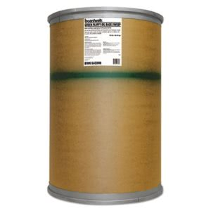Boardwalk Oil-Based Sweeping Compound, Grit-Free, Green, 150lbs, Drum (BWKG6COHO)