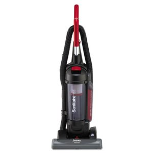Sanitaire FORCE Quiet Clean Upright Vacuum with HEPA Filter, Black (EURSC5845B)