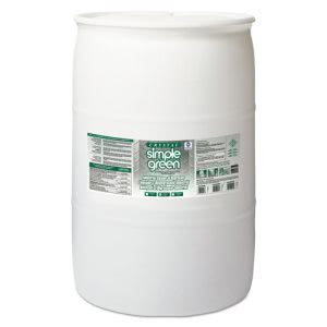Simple Green Crystal All-Purpose Cleaner/Degreaser, 55gal Drum (SMP19055)