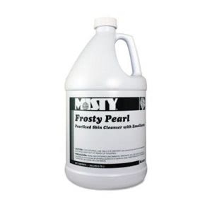 Misty Frosty Pearl Liquid Hand Soap, 4 - 1 Gallon Bottles (AMRR9154)