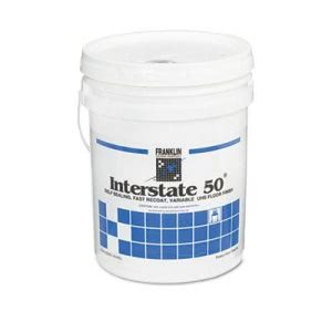 Side Out Gym Floor Finish, 5 Gallon Pail (FKLF193026)