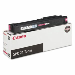 Canon 0260B001AA (GPR-21) Toner, 30000 Page-Yield, Magenta (CNMGPR21M)