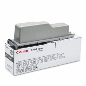 Canon 1389A004AA (GPR-2) Toner, 10600 Page-Yield, Black (CNM1389A004AA)