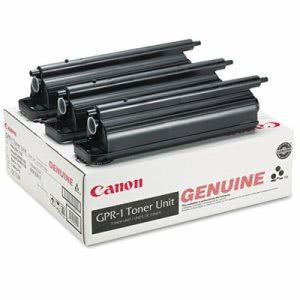 Canon 1390A003AA (GPR-1) Toner, 33000 Page-Yield, 3/Pack, Black (CNM1390A003AA)