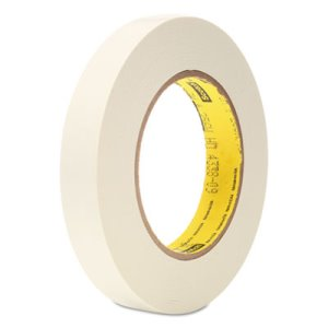 "Scotch 256 Printable Flatback Paper Tape, 3/4"" x 60 yards, 3"" Core (MMM25634)"