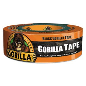 "Gorilla Tape, All-Weather Duct Tape, 1.88"" x 35 yds, 3"" Core Rolls (GOR6035181)"