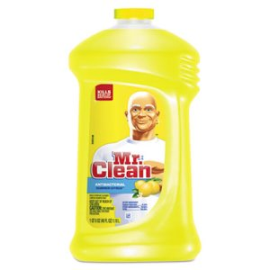 Mr. Clean All-Purpose Cleaner, Summer Citrus, 9 Bottles (PGC31502)