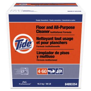 Tide Floor and All-Purpose Cleaner, 36-lb. Box (PGC 02364)