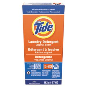 Tide Laundry Detergent Powder, 5.7-oz, 14 Boxes/Carton (PGC51042)
