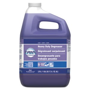 Dawn 04852 Heavy Duty Degreaser, 1 Gallon, 3 Bottles (PGC04852)
