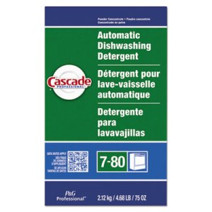 Cascade Automatic Dishwasher Detergent Powder, 7 Boxes (PGC 59535CT)