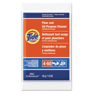 Tide Floor and All Purpose Cleaner Packets, 100 Packets (PGC 02370)