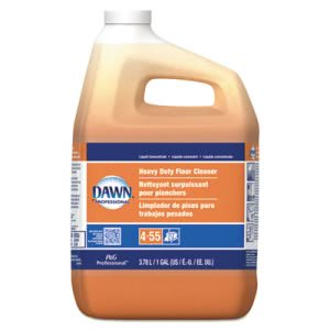 Dawn 08789 Heavy-Duty Floor Cleaner, Neutral Scent, 3 Gallons (PGC08789)