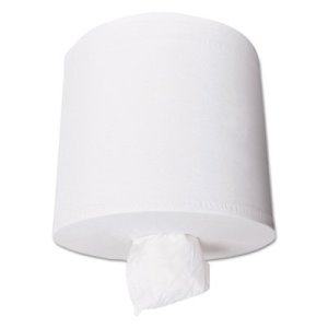 Scott White Center-Pull Paper Towel Rolls, 6 Rolls (KCC 01061)