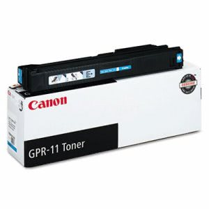 Canon GPR11C (GPR-11) Toner, 25000 Page-Yield, Cyan (CNM7628A001AA)