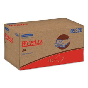 Wypall L10 All Purpose Utility Wipers, 18 Packs (KCC05320)