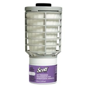 Scott Continuous Air Freshener Refill, Summer, 48 mL, 6 Cartridges (KCC12370)