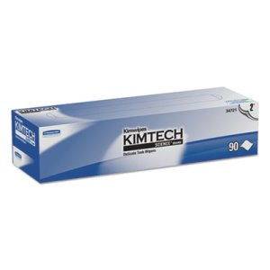 Kimtech Kimwipes Delicate Task Wipes Pop-Up Box, 15 Boxes (KCC 34721)